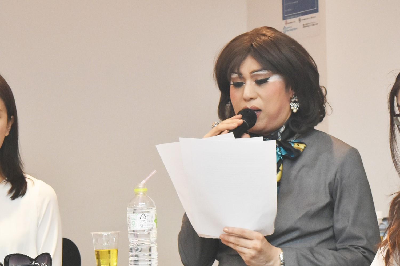 肉乃小路ニクヨさんの「女の人生を最高に楽しむ方法」イベントレポート