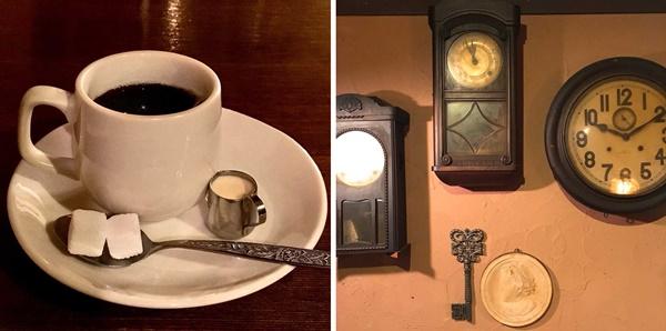 難波里奈純喫茶画像