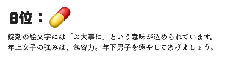 カワイイ絵文字