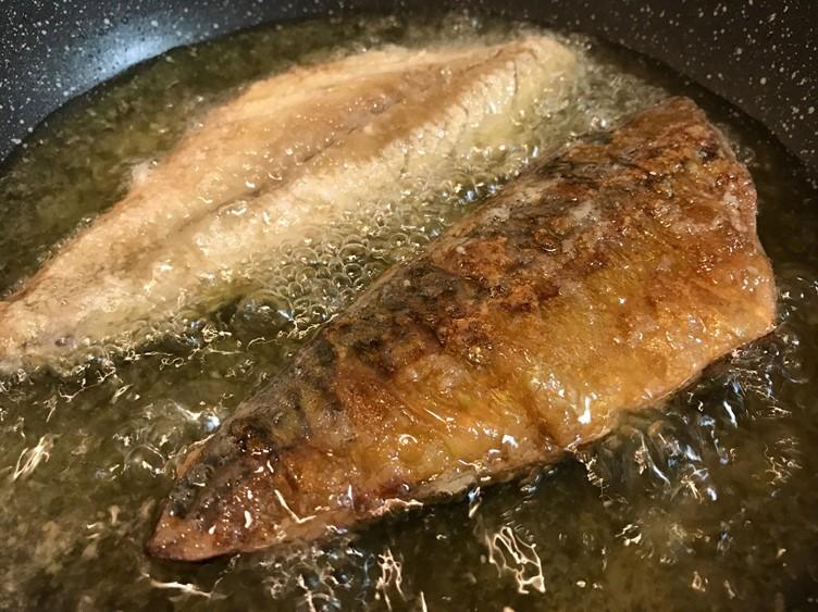 鯖が美味しそう
