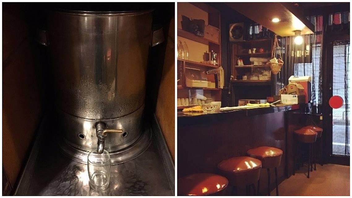 東京の兜町にあった純喫茶「may」