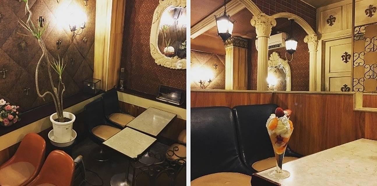 あだち充先生の行きつけでもある練馬駅の純喫茶「アンデス」