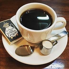 純喫茶、あの味 難波里奈