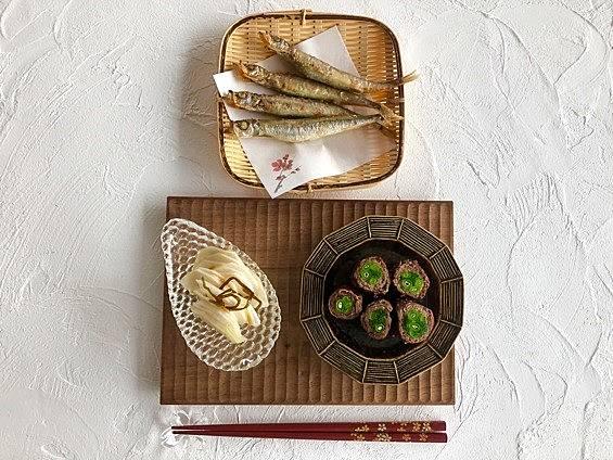 春の晩酌おつまみレシピの画像