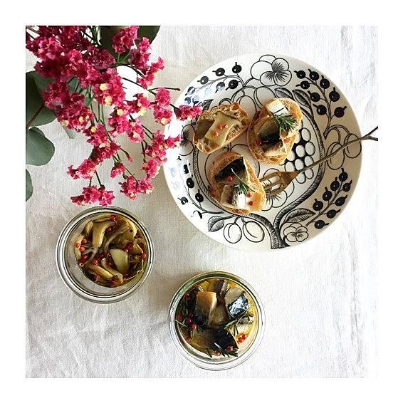 シティガールの歳時記 太田みお GW ゴールデンウィーク オイル漬け きのこのオイル漬け 塩鯖のオイル漬け