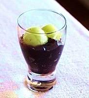 太田みお 人参とオレンジのくるみサラダ 赤ワインと葡萄のジュレ ミニアップルパイ レシピ
