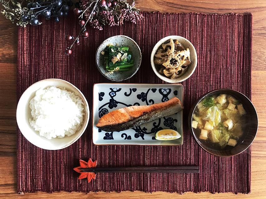 太田みおさんの一汁三菜レシピ