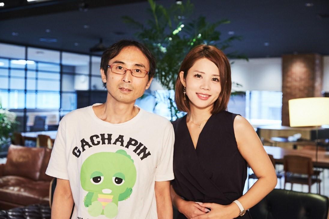 中川淳一郎と鈴木涼美の対談画像