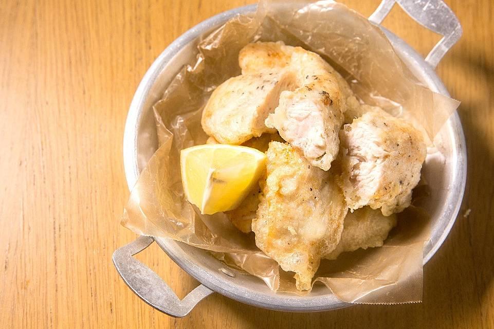 ツレヅレハナコの一人呑み晩酌ささみのフリット おつまみレシピ